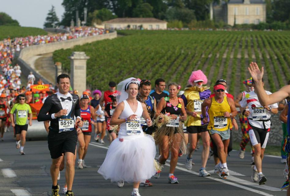 Marathon des Châteaux du Médoc
