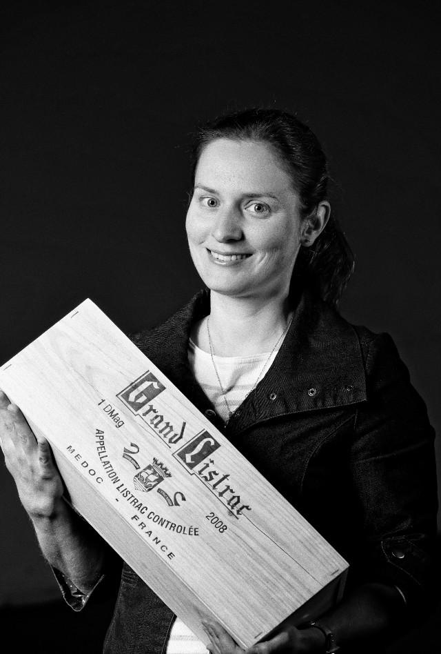 Anna Meyre, une viticultrice dans l'air du temps