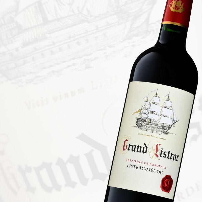 Vin du Médoc - Grand Listrac