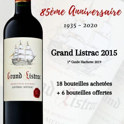 Grand Listrac 2015