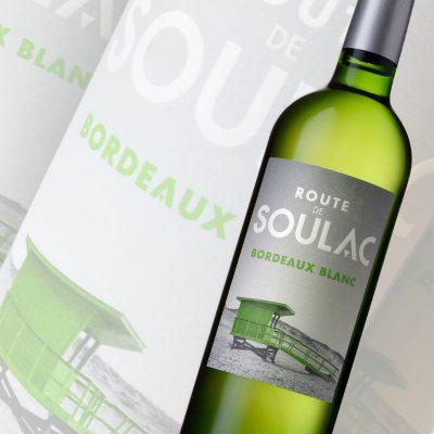 Route de Soulac Bordeaux Blanc