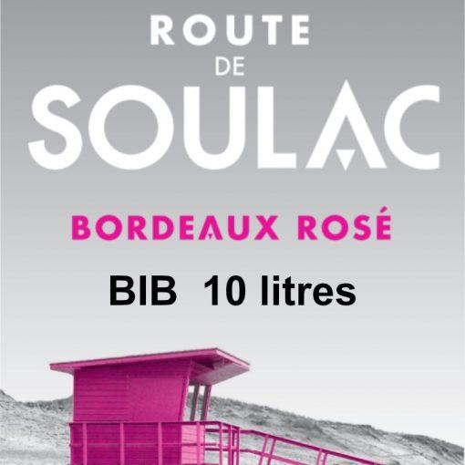 BIB Route de Soulac Rosé